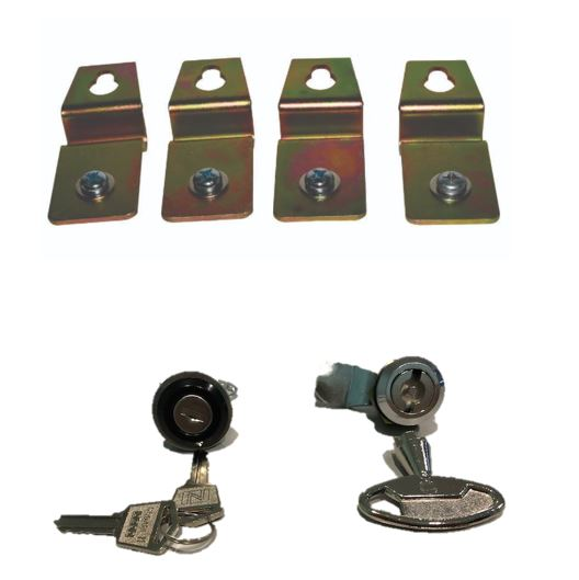 Brackets & Keys