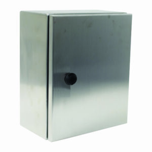 stainless steel box weatherproof front image model CRX403020
