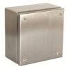 Terminal Box Model CTX151512 dimension 150Hx150Wx120D (MM) Stainless Steel 304