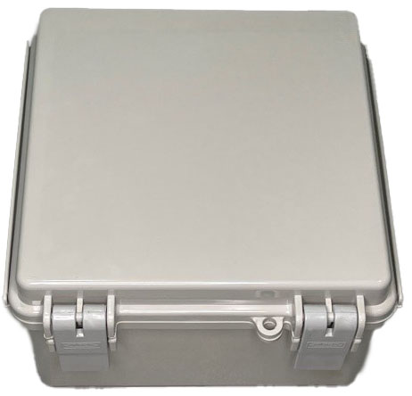 plastic enclosures DSE Hi-Box Top imge
