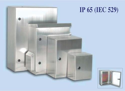 CVS Stainless-Steel-Enclosure