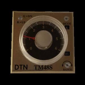 Timer 20-28V 6S 60S 6M 60M CTM48S-24V AC/DC